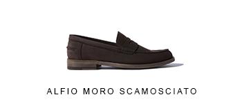 Alfio Moro Scamosciato