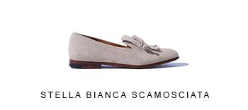 Stella Bianca Scamosciata